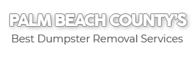 Palm Beach County's Best Dumpster Removal Services-new logo